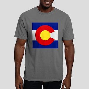 Colorado Square Flag T-Shirt