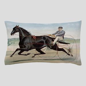 larness racing art Pillow Case