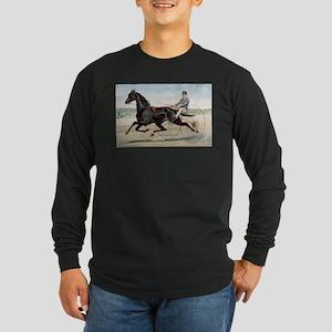 larness racing art Long Sleeve T-Shirt