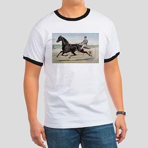 larness racing art T-Shirt