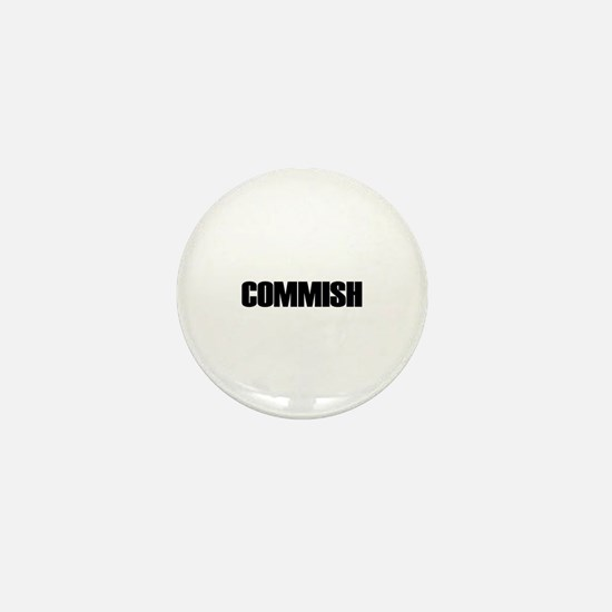 COMMISH Mini Button
