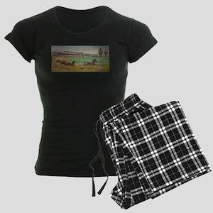 larness racing art Pajamas
