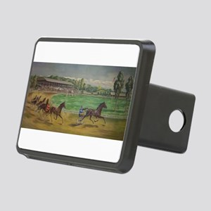 larness racing art Hitch Cover