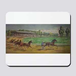 larness racing art Mousepad