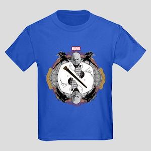 Kingpin Mirrored Kids Dark T-Shirt