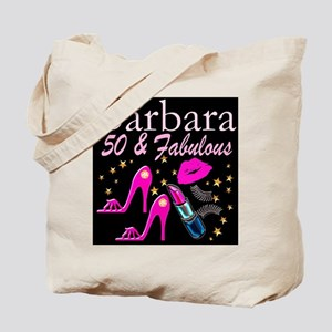 50TH GLAMOUR GIRL Tote Bag
