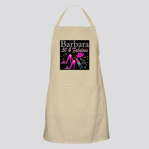 50TH GLAMOUR GIRL Apron