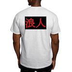 Ronin Ash Grey T-Shirt