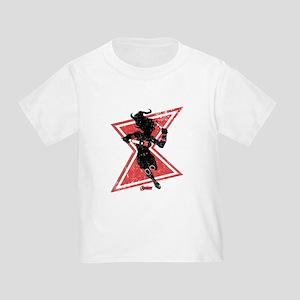 The Avengers Black Widow Toddler T-Shirt
