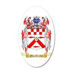 MacBryde 35x21 Oval Wall Decal