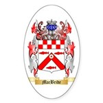 MacBride Sticker (Oval 10 pk)