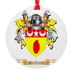 MacBreen Round Ornament