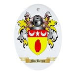 MacBreen Ornament (Oval)
