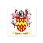 MacBratnie Square Sticker 3