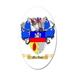 MacAvoy 20x12 Oval Wall Decal