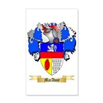 MacAvoy 35x21 Wall Decal