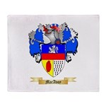MacAvoy Throw Blanket