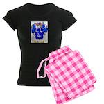 MacAvin Women's Dark Pajamas