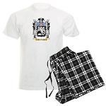 MacAvaddy Men's Light Pajamas