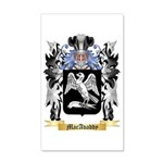 MacAvaddy 35x21 Wall Decal