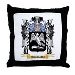 MacAvaddy Throw Pillow