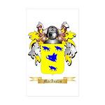 MacAuslin Sticker (Rectangle 10 pk)
