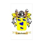 MacAuslin Sticker (Rectangle 50 pk)