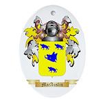 MacAuslin Ornament (Oval)