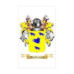 MacAusland Sticker (Rectangle 10 pk)