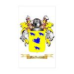 MacAusland Sticker (Rectangle 50 pk)