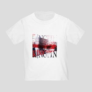 Kingpin Bloody Eyes Toddler T-Shirt