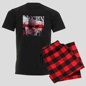 Kingpin Bloody Eyes Men's Dark Pajamas