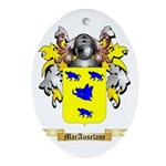 MacAuselane Ornament (Oval)