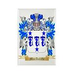 MacAuliffe Rectangle Magnet (100 pack)