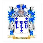 MacAuliffe Square Car Magnet 3