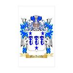 MacAuliffe Sticker (Rectangle 50 pk)