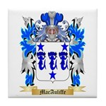 MacAuliffe Tile Coaster