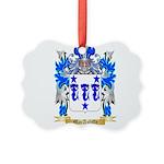 MacAuliffe Picture Ornament