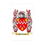 MacAuley Sticker (Rectangle 50 pk)