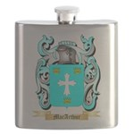 MacArthur Flask