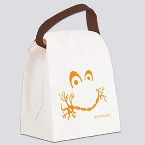 Keep S'Myelin Canvas Lunch Bag