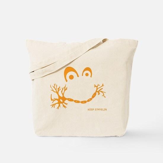 Keep S'Myelin Tote Bag