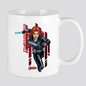 The Avengers Black Widow: Running Mug