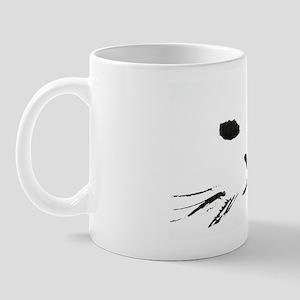 Cat impressionistic Mug