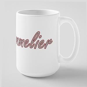 Sommelier Artistic Job Design Mugs