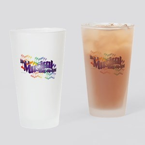 Life is a Musical Drinking Glass