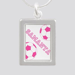 Soccer Girl Personalized Necklaces