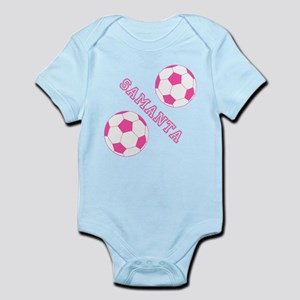 Soccer Girl Personalized Body Suit