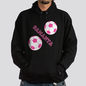 Soccer Girl Personalized Hoodie