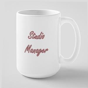 Studio Manager Artistic Job Design Mugs